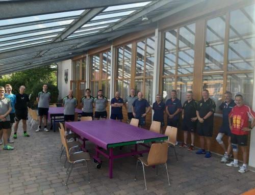 TTC Burrweiler empfängt Gäste aus Mörsbach